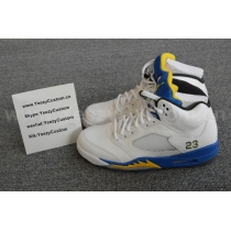 Authentic Air Jordan 5 Laney shoes
