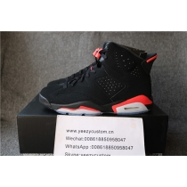Authentic Air Jordan 6 Infrared 2019