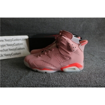 Authentic Air Jordan 6 Millennial Pink
