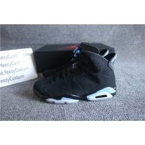 Authentic Air Jordan 6 UNC