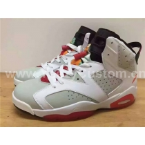 Authentic Air Jordan 6 Hare