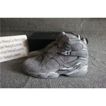 Authentic Air Jordan 8 Kaws X