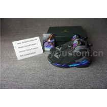 Authentic Air Jordan 8 Aqual