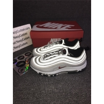 Authentic Nike Air Max 97 OG gold Silver Gold