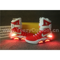 Authentic Nike Air Mag Red