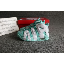 "AUTHENTIC NIKE AIR MORE UPTEMPO ""ISLAND GREEN"""