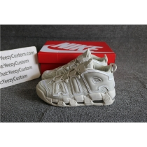 Authentic Nike Air More Uptempo '96 Light Bone