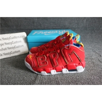 Authentic Nike Air More Uptempo Doernbecher Red