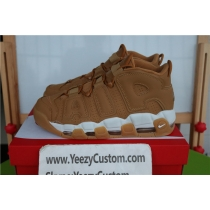 Authentic Nike Air Uptempo More Tan