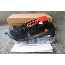 OFF-WHITE x Nike Air VaporMax 2.0 Black