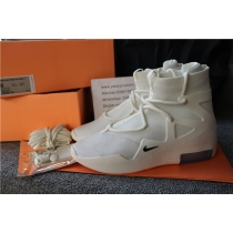Authentic Nike Air Fear Of God 1 Sail