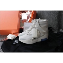 Authentic Nike Fear Of God White