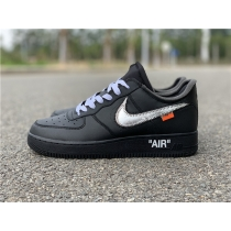 Authentic Air Force 1 '07 Virgil x MoMa Off-White