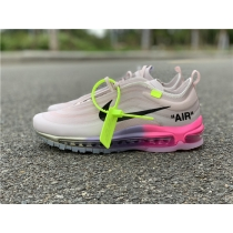 Authentic OFF-WHITE X Nike Air Max 97 OW Queen