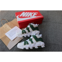 Authentic Nike Air More Uptempo Green