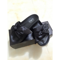 Rihanna x Puma Fenty Bow Women Slipper Black