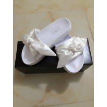 Rihanna x Puma Fenty Bow Women Slipper White