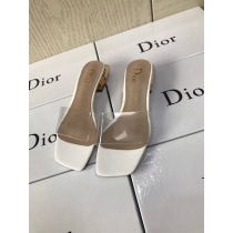 Dior Slipper Women Shoes 0033