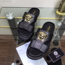 Versace Slipper Men Shoes-037