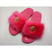 Versace Slipper Women Shoes-010