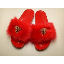 Versace Slipper Women Shoes-008