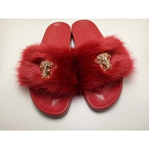 Versace Slipper Women Shoes-009