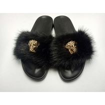 Versace Slipper Women Shoes-006