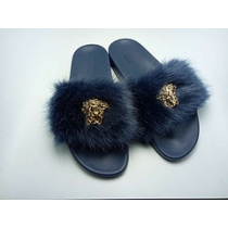 Versace Slipper Women Shoes-005