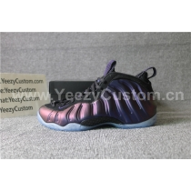 Authentic Air Foamposite  Eggplant  2017