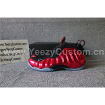 Authentic Air Foamposite Metallic Red  2017