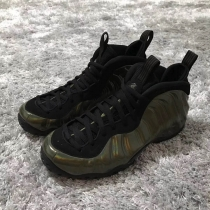 Authentic Nike Air Foamposite One Legion Green