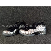 Authentic Air Foamposite One Metallic Pewter