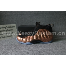 Authentic Nike Air Foamposite one Copper