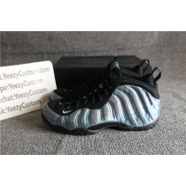 Authentic Nike Air Foamposite One PRM Abalone