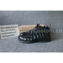 Authentic Nike Air Foamposite One Gold Speckle