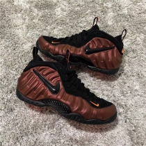 Authentic Nike Air Foamposite One Hyper Crimson
