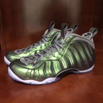 Authentic Nike Air Foamposite Shine GS