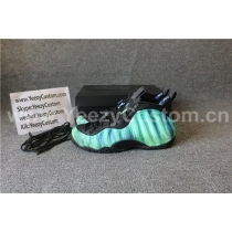Authentic Nike Air Foamposite One  Northern Night