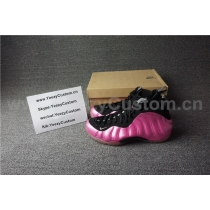 Authentic Nike Air Foamposite One  Pearlized Pink