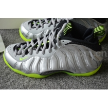 "Authentic Nike Air Foamposite One ""Silver Camo"
