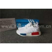 Authentic Adidas NMD R1 PK  White OG