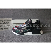 Authentic Adidas NMD Human Race Bape