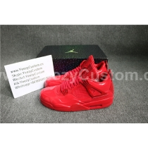 Authentic Air Jordan 11Lab4 Red