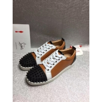 Super High End Christian Louboutin Flat Sneaker Low Top(With Receipt) - 0118