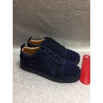 Super High End Christian Louboutin Flat Sneaker Low Top(With Receipt) - 0014