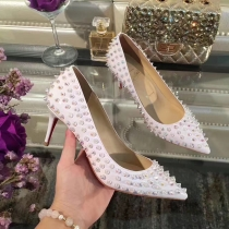 Super High End Christian Louboutin Women High Heel-0052