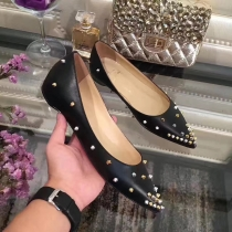 Super High End Christian Louboutin Women Wedge Heel-0029