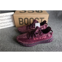 Authentic Adidas Yeezy 350 Boost V2 Chalk Purple
