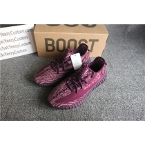 Authentic Adidas Yeezy 350 Boost V2 Chalk Purple GS