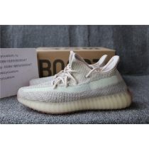 Authentic Adidas Yeezy Boost 350 V2 Citrin Non Reflective Men Shoes